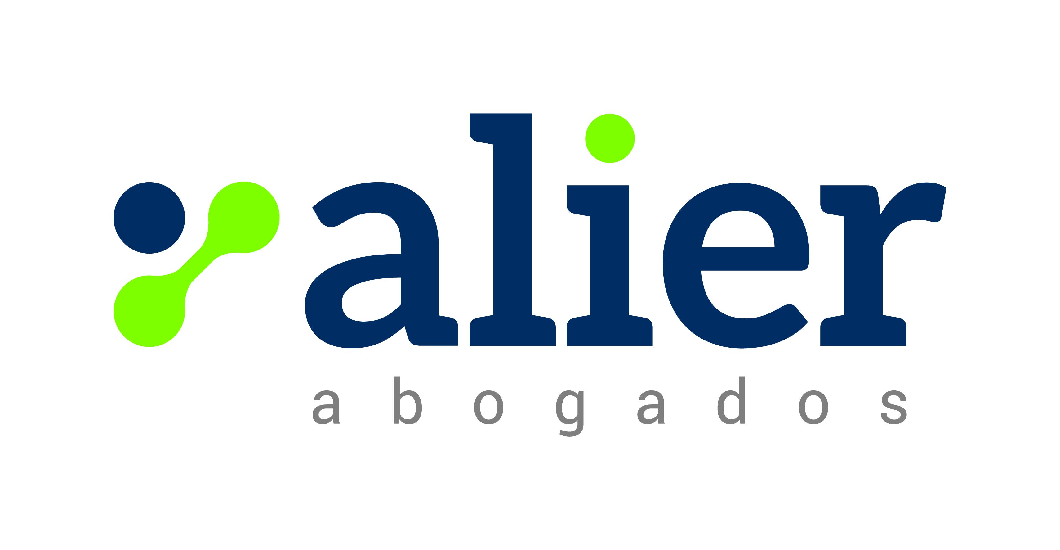 Logotipo ALIER Abogados