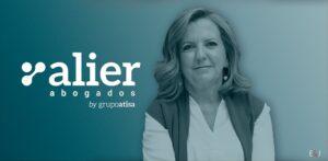 Pilar Jaquete: «Nuestro principal activo somos las personas que formamos parte del equipo de Alier Abogados»